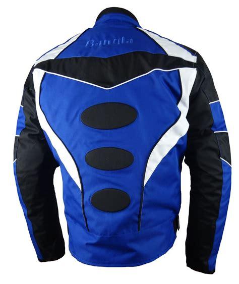 Yamaha Motorradjacke Blau by Motorrad Textil Jacke Motorradjacke Kurz Blau Schwarz