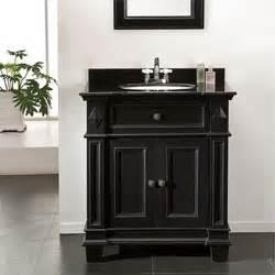 Wood Vanity Eliza Single Sink Wood Vanity By Ove Decors