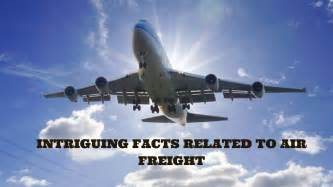 intriguing facts related to air freight info