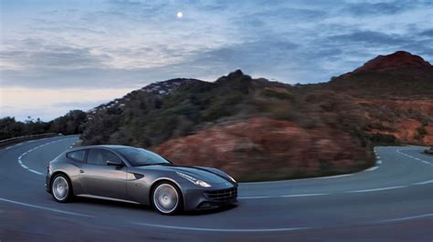 gtc4lusso look at the stunning gtc4lusso airows