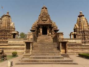 hindu temple khajuraho madhya pradesh india sonya and travis