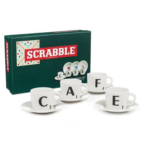 scrabble set scrabble espresso set 8pce s of kensington