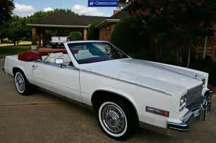 1984 Cadillac Eldorado Convertible 1984 Cadillac Eldorado Convertible Matt Garrett