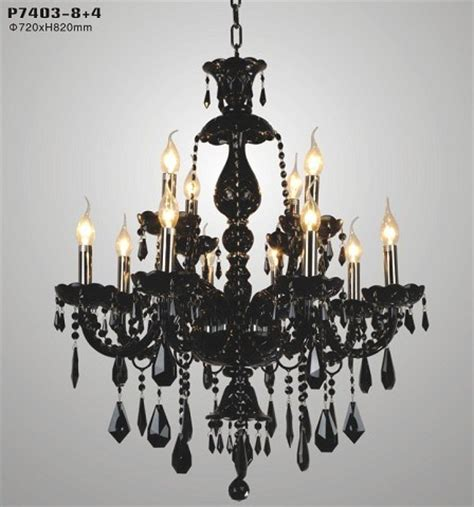 Black Chandeliers With Crystals China Black Chandelier Light China Black Chandelier Light Black Pendant L