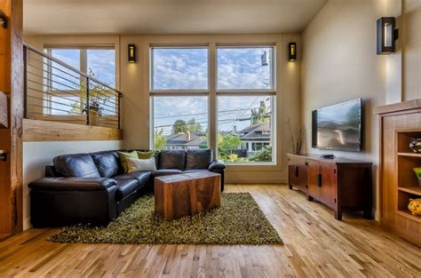 how to decorate a tri level home contemporary split level house with views of downtown