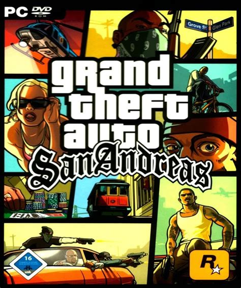 Grand Theft Auto Download by Baixe Games Download Grand Theft Auto San Andreas