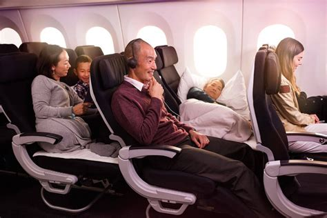 air new zealand sky couch economy skycouch the long haul experience onboard