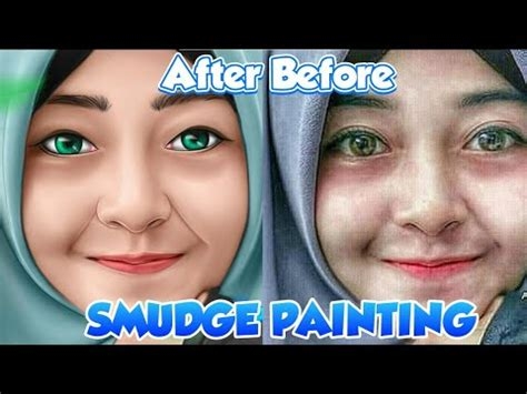 tutorial smudge sketchbook apk tutorial mudah smudge painting via android sketchbook part