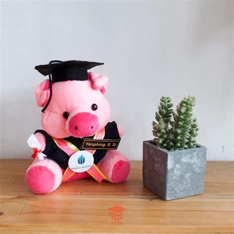 Harga Boneka by Jual Kado Hadiah Wisuda Boneka Pig Duduk 0858 7874 9975
