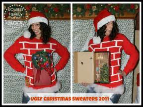 Uncle ugly s christmas sweater jamboree 2011 coolest family on the