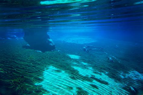 clearest water in the world the clearest lake in the world in pictures environment