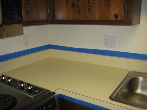 How To Paint Linoleum Countertops by Painting Laminate Countertop Roselawnlutheran