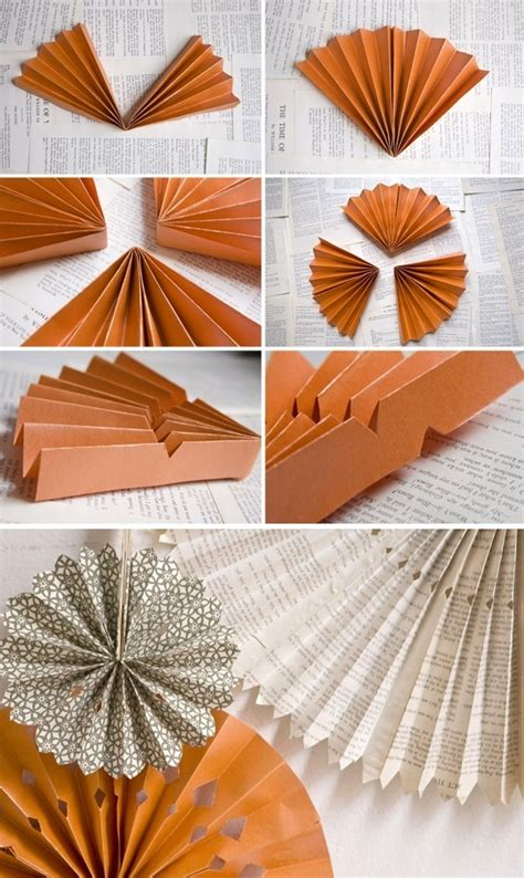 Papercraft Decorations - creative paper craft ideas 30 picked