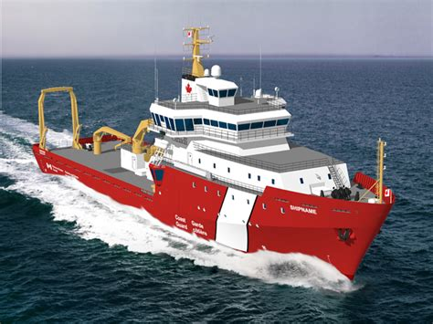 fishing boat jobs victoria canada s next generation of non combat vessels seaspan