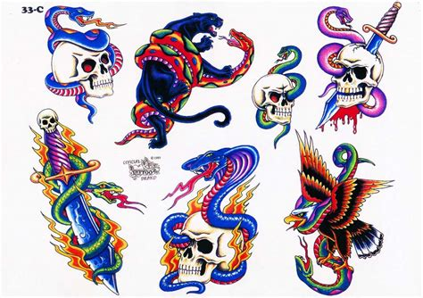tattoo animal set tattoo designs and e books animal tattoo design set 4