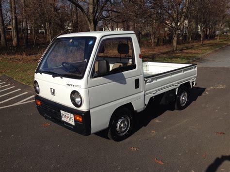 honda acty 1988 honda acty pickup bring a trailer