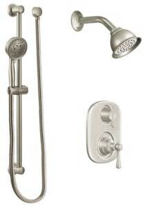 Kitchen Faucets Clearance faucet com 602sepbn in brushed nickel by moen