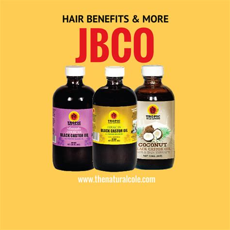castor oil for straight hair the benefits of jamaican black castor oil the natural cole