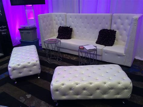 lounge decor crystal button furniture aviance event planning and