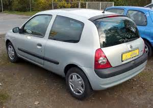 Renault Clio 1 1 Renault Clio Ii 1 2 Photos And Comments Www Picautos