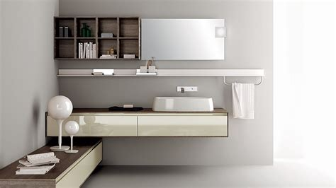 Floating Vanities For Bathrooms Exclusive Minimalist Bathroom With Sleek Design And Striking Aesthetics