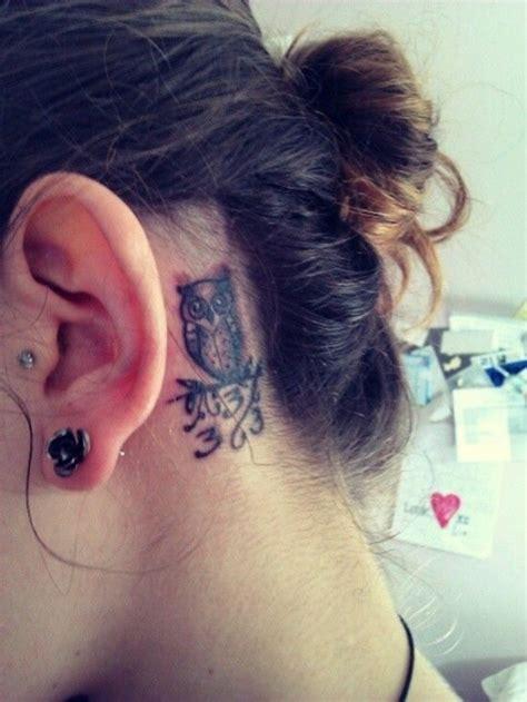 wolf tattoo behind ear tattoo hinterm ohr vorlagen und ideen f 252 r einen