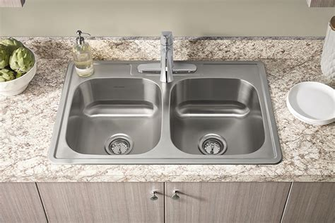 Standard Kitchen Sink by American Standard Press American Standard Launches