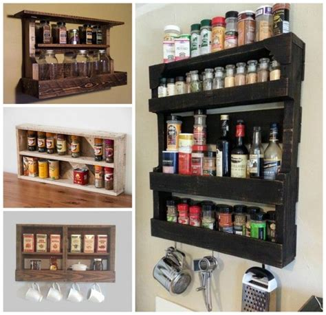 Spice Rack Diy Projects The Cottage Market Best 25 Pallet Spice Rack Ideas On Spice Racks Diy Spice Rack And Spice Racks For