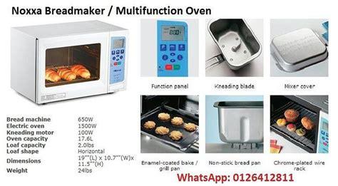 Oven Noxxa 25 b 228 sta multifunction ovens id 233 erna p 229 ovens och spis