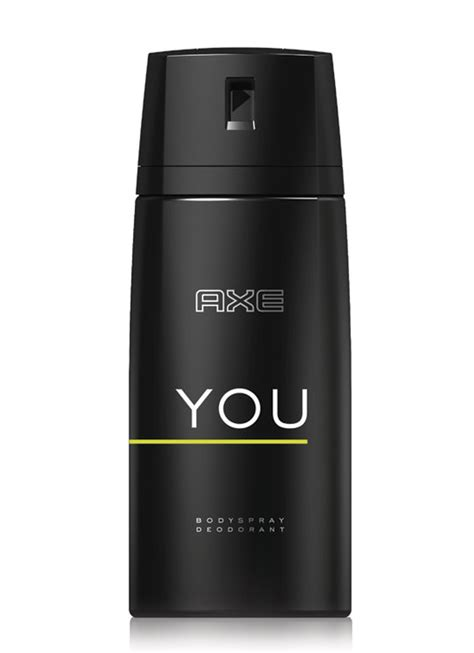 Parfum Axe You le deodorant bodyspray axe you de axe