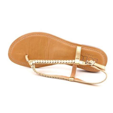 bcbg gold sandals bcbg bayla womens size 8 gold open toe thongs