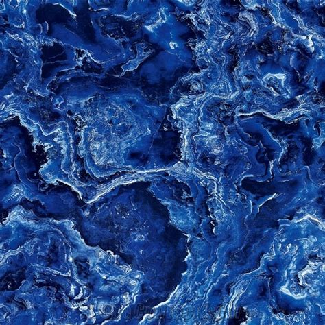 blue marble stone tiles for floor covering from china stonecontact com