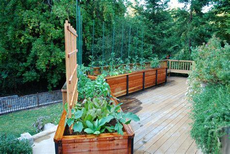 Deck Garden by Balcony Garden Ideas And Designs Growingarden