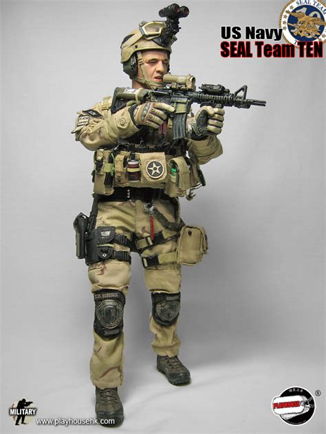 seal team store playhouse playhouse 1 6 scale 12 quot us navy seal team 10 ten