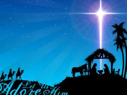 Let Us Adore Him Nativity Motion Worship Youth Worker Nativity Powerpoint