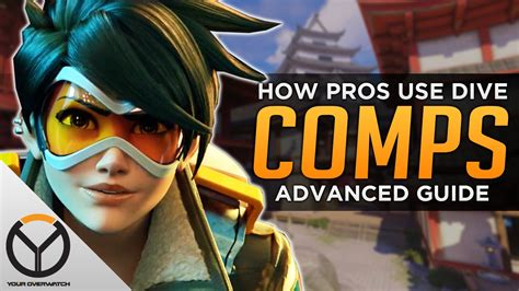 dive comp overwatch how pros dive comp advanced guide