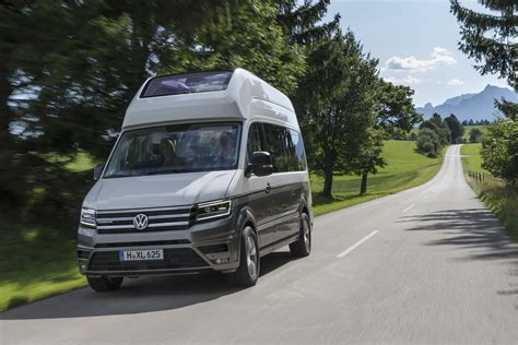 volkswagen california cer vw california concept is big cer for