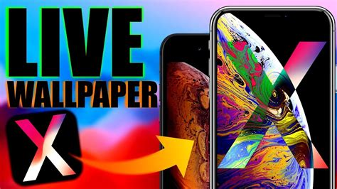 iphone xs live wallpaper for all ios devices get all iphone xs live wallpaper