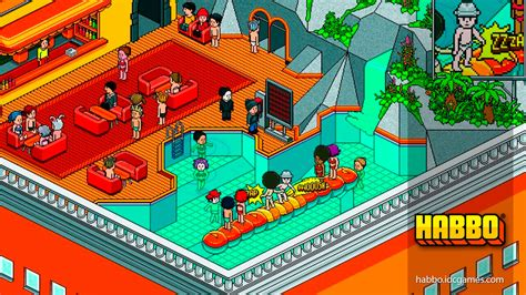 gabbo hotel habbo make friends join the get noticed habbo
