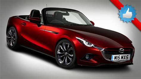 mazda convertible 2015 2015 mazda mx 5 convertible youtube