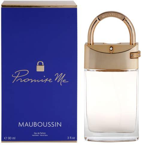 Promise Me mauboussin promise me eau de parfum for 90 ml
