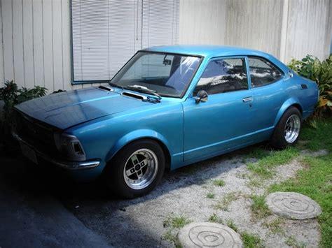 1972 Toyota Corolla Coupe Triskelion132 1972 Toyota Corolla Specs Photos