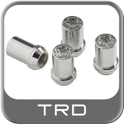 Toyota Wheel Locks Trd Wheel Locks