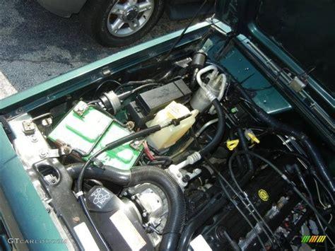 Jeep Inline 6 Engine 2001 Jeep Sport 4 0 Litre Ohv 12 Valve Inline 6