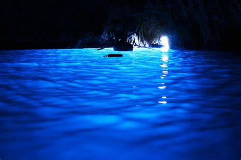 gruta azul italiajpg ranking de paisajes que necesitan photoshop para ser