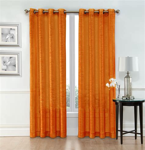 54 inch curtains and drapes sheer window curtain grommet panels width 54 quot x 84