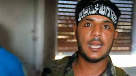 bbc news face to face with abu sakkar syrias heart eating when i met the syrian rebel who ate soldier s heart