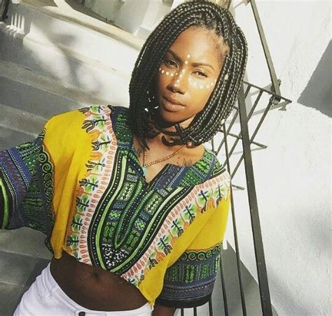 80 bob box braids box braid bob dreadloks y trenzas pinterest box