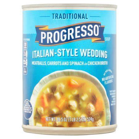 Progresso ® Traditional Italian Style Wedding Soup 18.5 oz