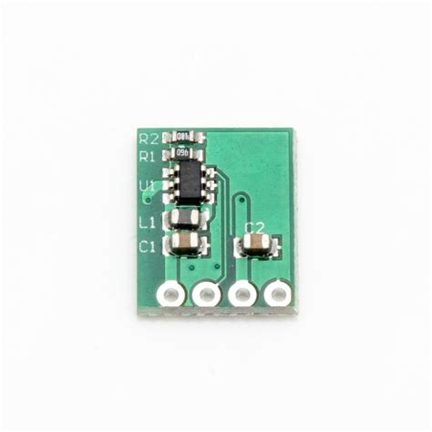 Regulator Bor 5v boost regulator board mcp1640t from nifteecircuits on